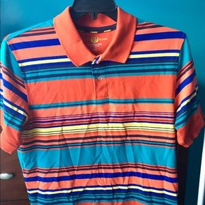 NWOT Men's Short Sleeve Polo Shirt